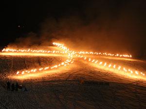 Northern Daimonji Wildfire Festa