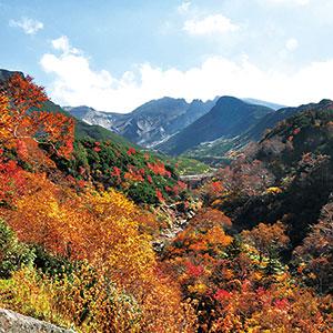 Mt.tokachidake Onsen