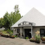 """Furano gallery & stage in""""Woodylife"""""""